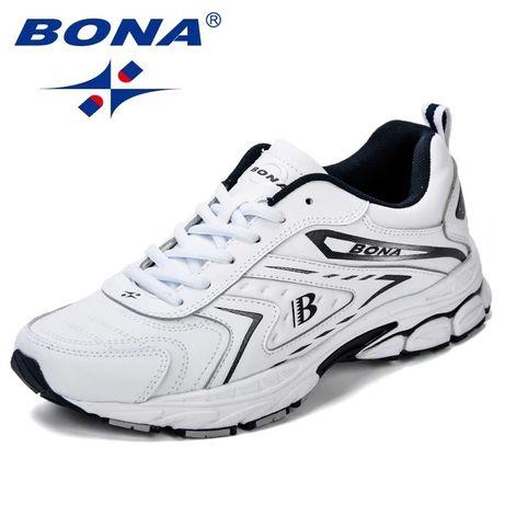 Кроссовки кожаные Bona / Бона 45 р. Оригинал!!! Качество!!!