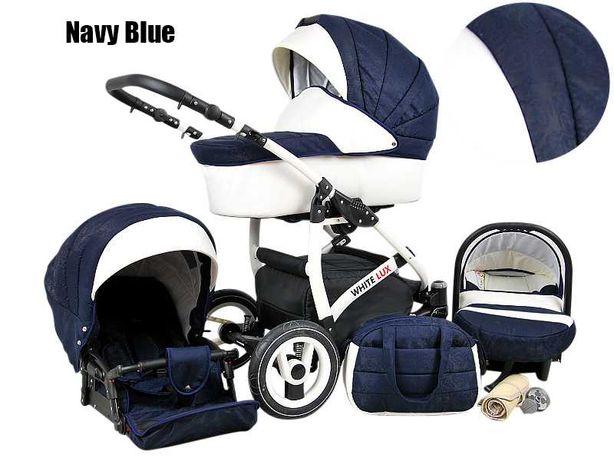 Wózek 3w1,spacerowka, fotelik samochodowy