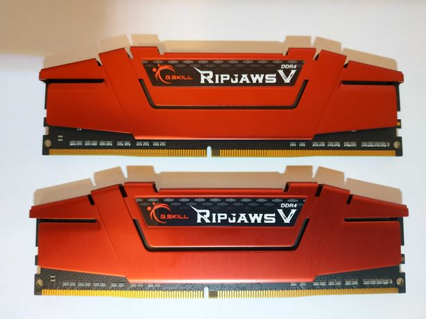 DDR4 2x8GB G.Skill F4-3000C15D-16GVRB DDR4-3000MHz CL15-16-16-35 16GB