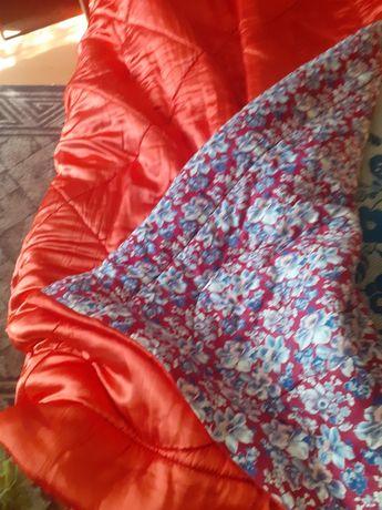 Одеяло ватное теплое