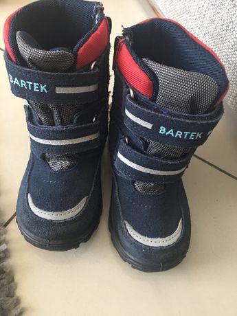 Buciki Bartek