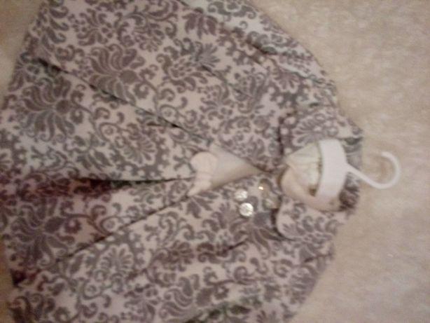Conjunto casaco e vestido cerimonia