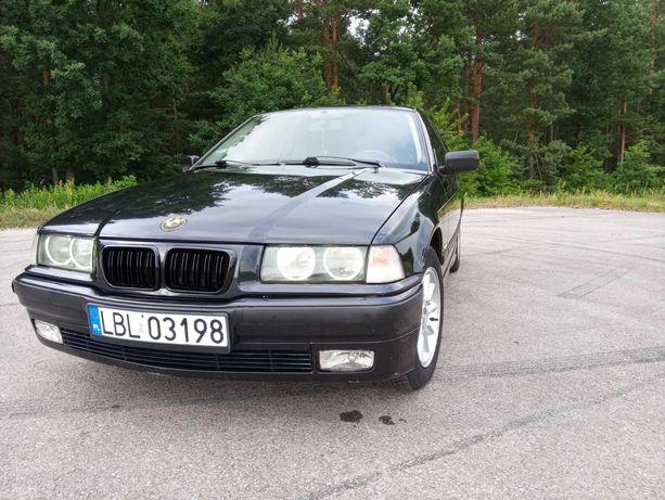 Sprzedam BMW seria 3, 316 e36 compact