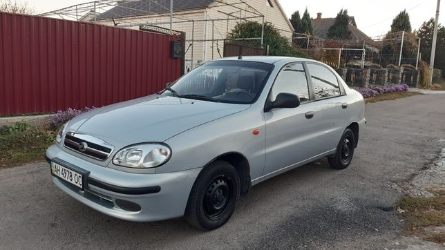 Daewoo sens sx газ евро2