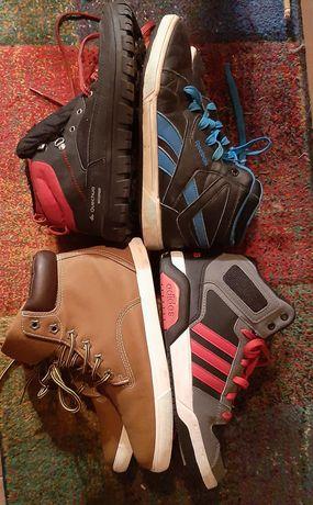 Buty r. 40 Reebok Adidas Vty Quechua
