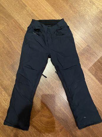 Spodnie narciarskie Quiksilver roz 140