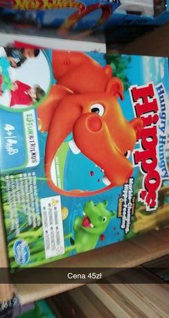 Sprzedam grę Głodne Hipopotamy