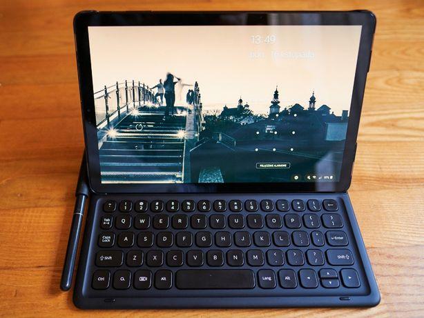 Samsung T835 Galaxy Tab S4 10.5 LTE black + 2 x etui z klawiat, gwaran