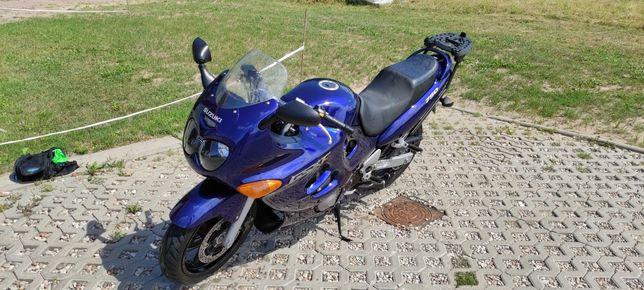 Suzuki GSX750F rok 2006 przebieg ok. 38 tyś.