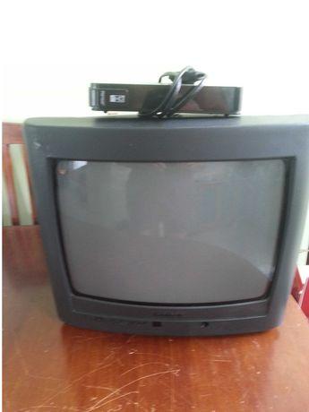 telewizor 14'i dekoder