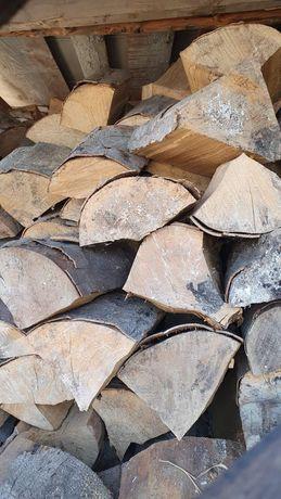 Drewno kominkowe Suche drewno bukowe