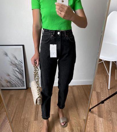 Нові джинси Zara mom fit