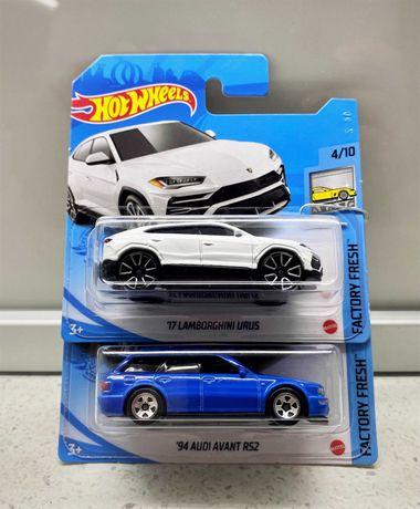 Модель Hot Wheels Lamborghini Urus