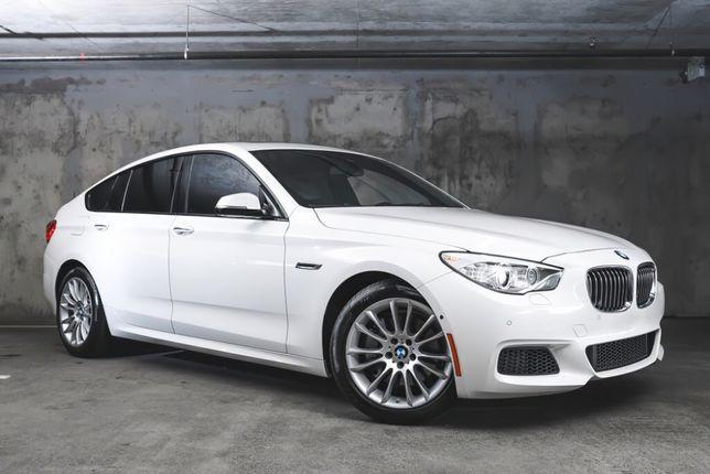 2017 BMW 5 Series Gran Turismo 535i