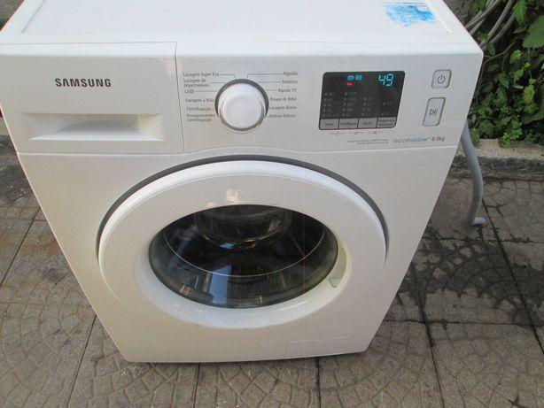 Samsung 8k 1200r C/GARANTIA escrita instal gráti lavagem diária C/Nova