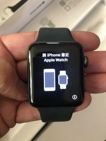 Apple watch 3 38mm, в идеальном состоянии.