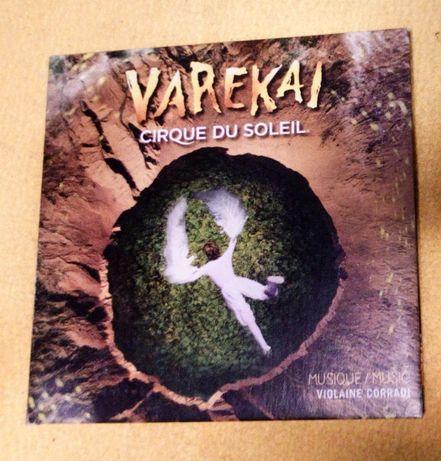 CD Cirque du Soleil varekai