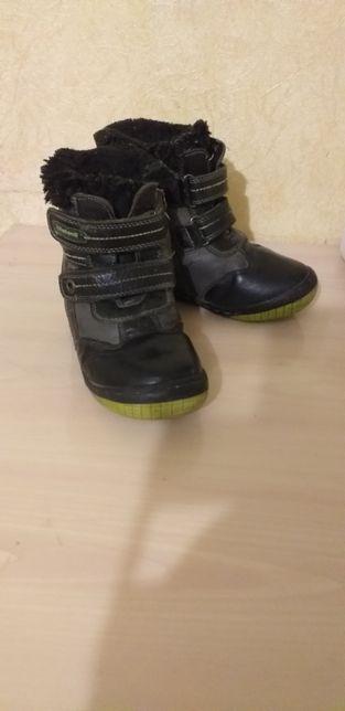 Ботінки чобітки зимові