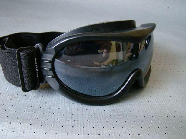 Детские Оригинальные маски очки 5 - 10 лет.SALICE