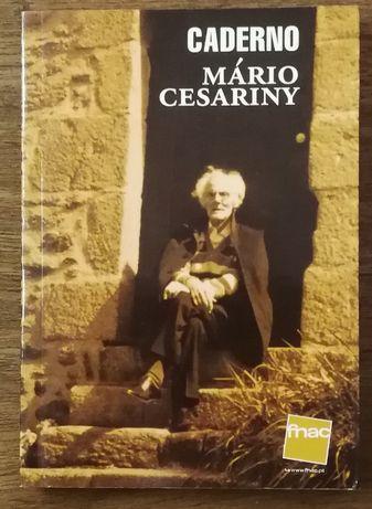 caderno, mário cesariny, fnac
