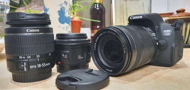 Canon 700d как новый лучше 650d 600d 550d