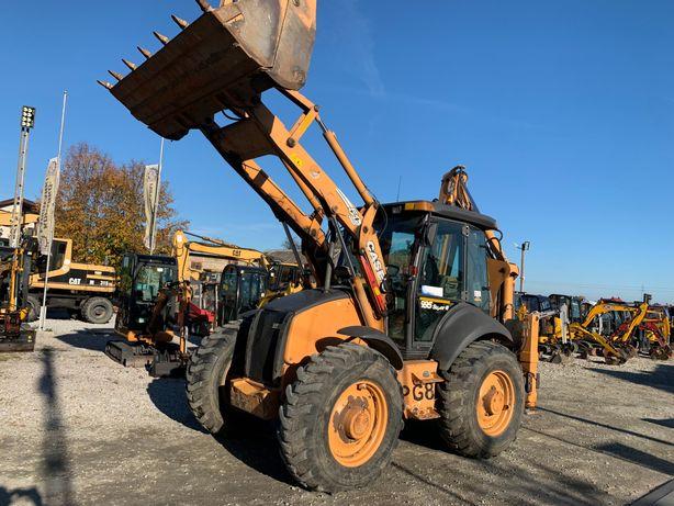 Koparko-Ładowarka CASE 695 super R  4x4 z 2007 rok jeden właściciciel