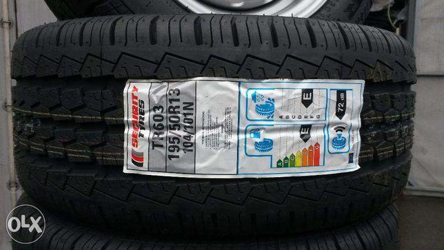 195/50 R13 C шина грузовая ( на прицеп). Германия. Новые