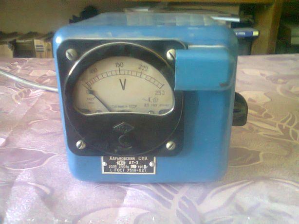 Автотрансформатор регулируемый АТ-3