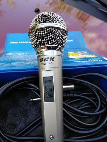 Микрофон BBK DM-140.