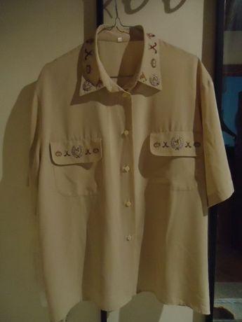 Camisas de Senhora Meia/Manga Tam.XL - Como Novas