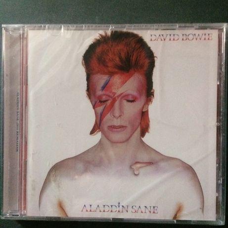 David Bowie - Aladdin Sane, The Next Day...