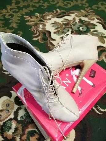 Ботильоны ботиночки полусапожки
