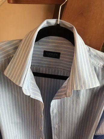 Lanvin рубашка мужская
