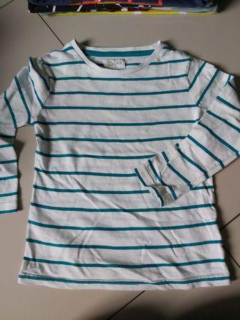 bluza t-shirt chłopiec gap tu 104 110