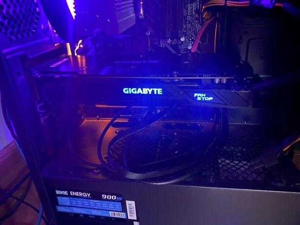Geforce gtx 1070 gygabite 8gb