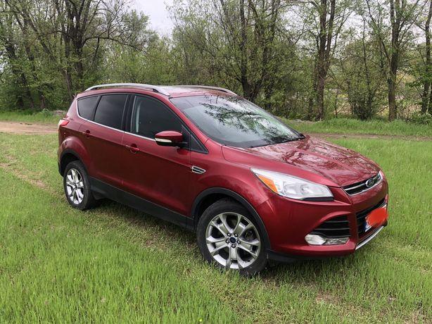 Ford escepe 2014 год titanium
