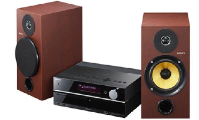 SONY HOME THEATRE and Hi-Fi modelo CMT-HX70BTR 75w Preto, como nova
