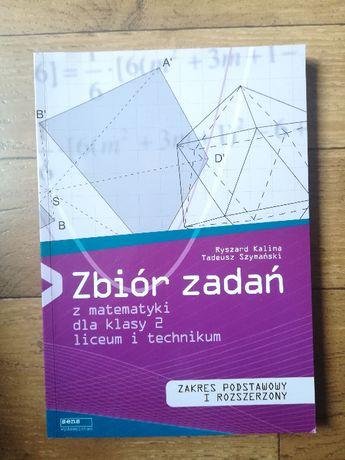 Zbiór zadań z matematyki dla klasy 2 liceum i technikum, wyd. Sens