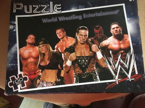 Puzzle World Wrestling Entertainment
