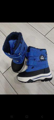 Śniegowce buty zimowe dla chłopca 20