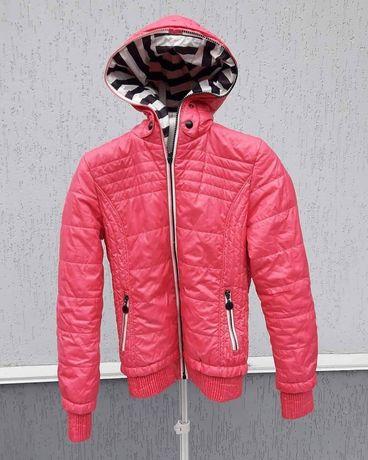 Новая куртка подросток