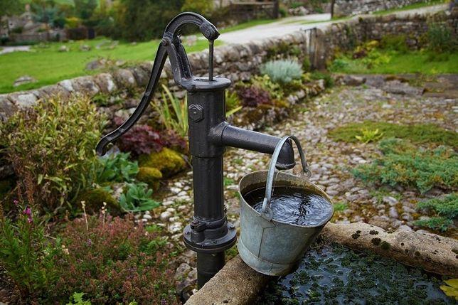 SZUKANIE WODY, poszukiwania żył wodnych, studnia, radiestezja