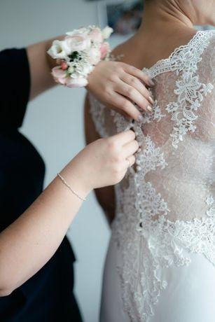 Suknia ślubna Diana r. 40-42