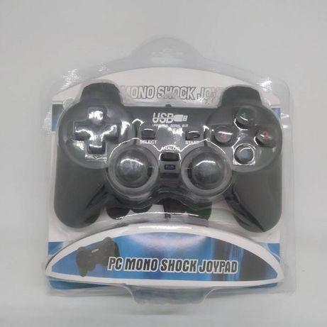 USB джойстик для пк PC gamepad dualshock вибро DJ - 208