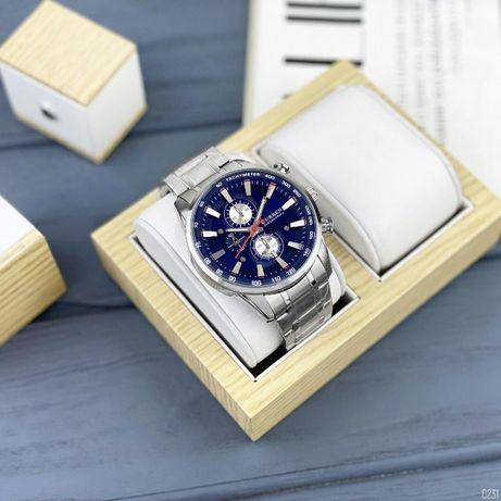 Суперський брендовий чоловічий годинник Curren