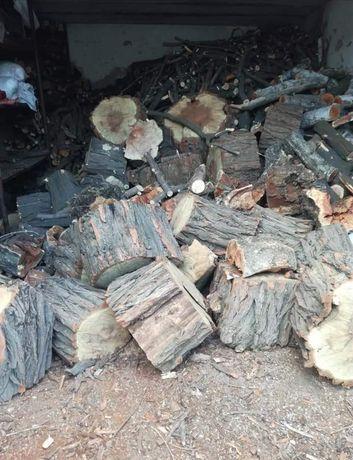 Продажа дров твёрдых пород