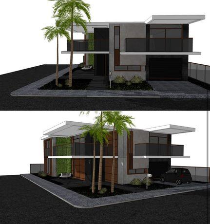 Modelador SketchUp 3D - Arquitetura