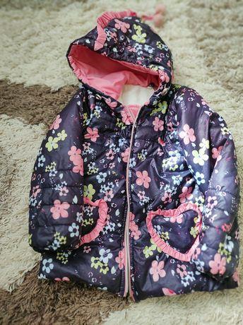 Куртка демисезонная 104 см.  3-4 года