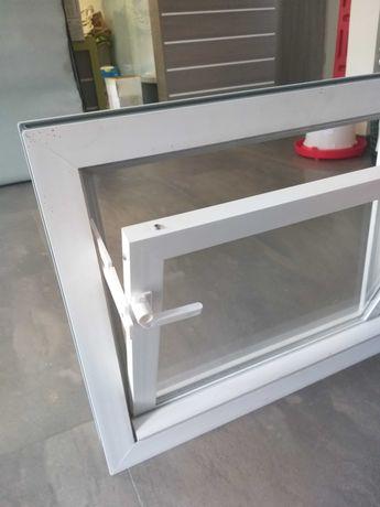 Okna do budynków inwentarskich_OKNO 100x100 cm z podwójną szybą