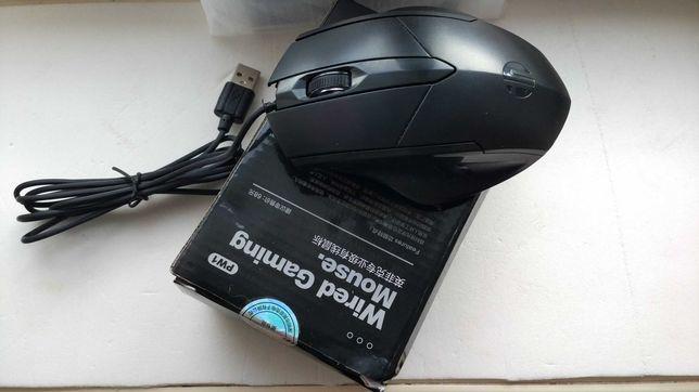 Мышка  игровая  компьютерная USB  Inphic PW1